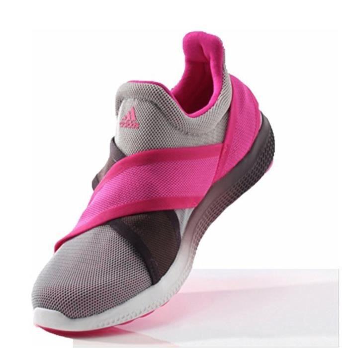 Basket Adidas Femme rose