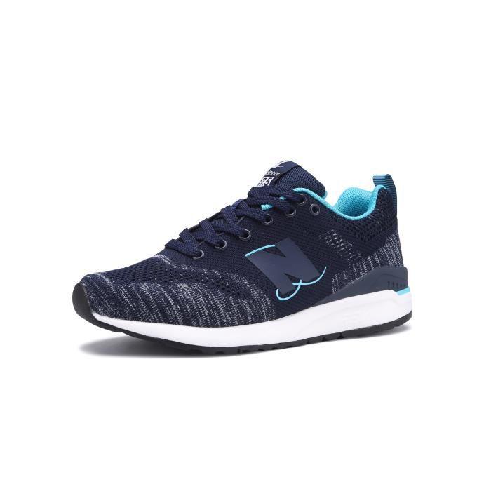 New Balance Chaussures de marche pour hommes Sport Lifestyle Fashion Bleu foncé 44