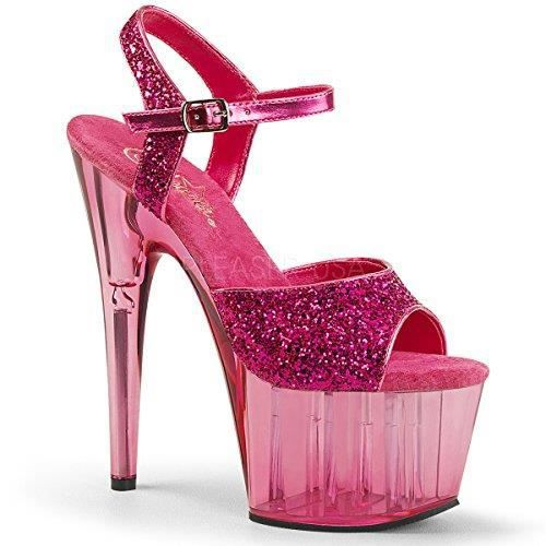 Pleaser Women's Adore-710gt Sandal HCEVB Taille-40