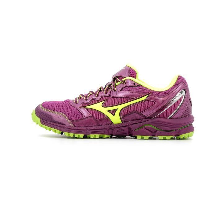 separation shoes cf397 9d90c Chaussures de trail Mizuno Wave Daichi 3 Femme
