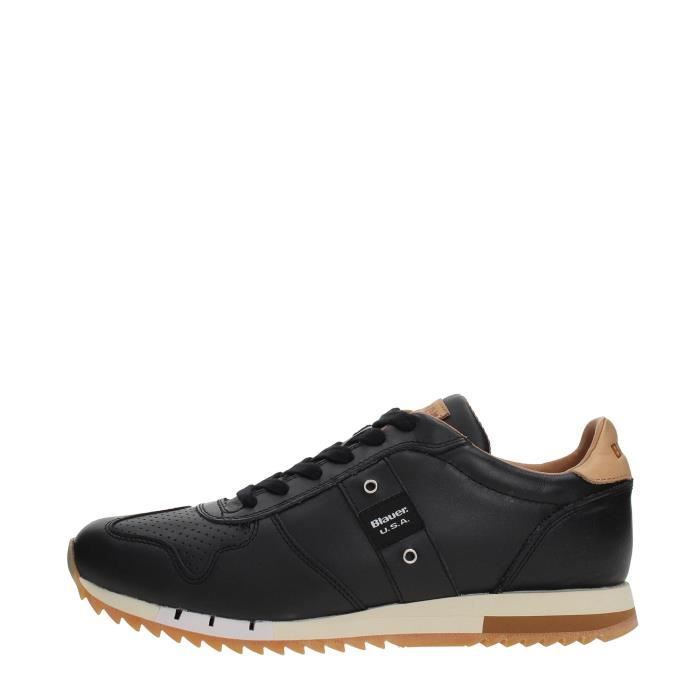 Blauer USA Sneakers Homme BLACK, 40