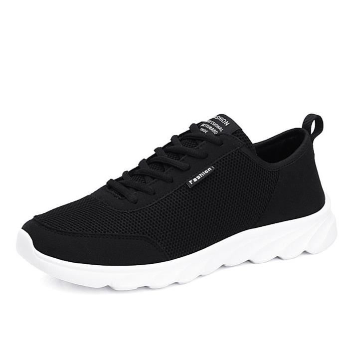 Sneakers Moccasins Grande Confortable Antidérapant Taille Personnalité Basket Slipon Cool Homme Chaussures eIEHbDYW29