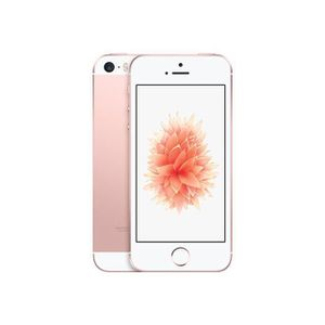 iphone se rose gold 64 go achat vente iphone se rose gold 64 go pas cher cdiscount. Black Bedroom Furniture Sets. Home Design Ideas