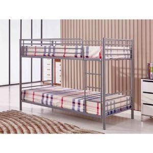 lit superpose angle achat vente lit superpose angle pas cher soldes d s le 10 janvier. Black Bedroom Furniture Sets. Home Design Ideas