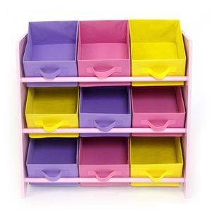 Casier rangement chambre enfant achat vente casier for Meuble de rangement jouets