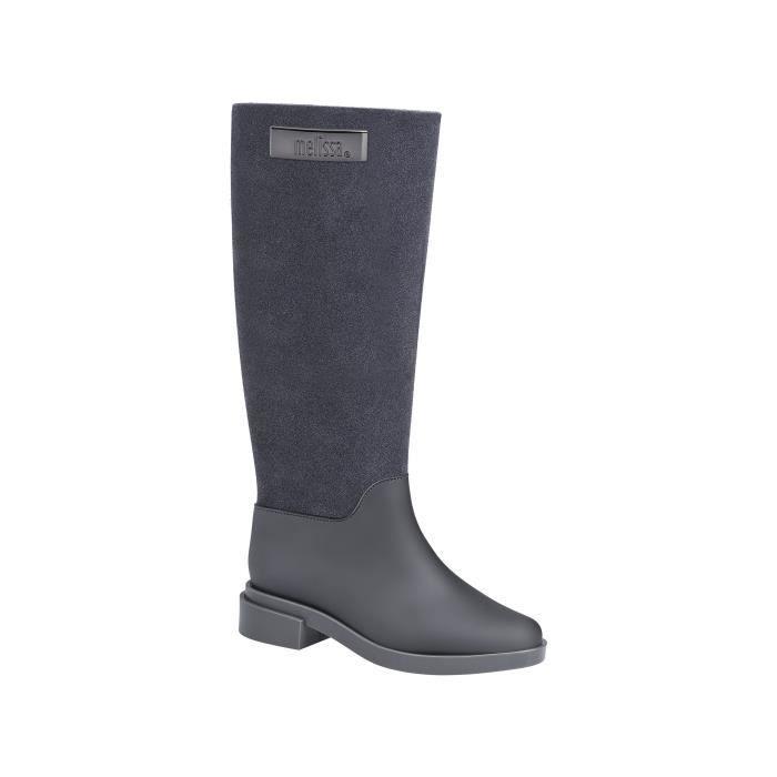Melissa Chaussures Femmes Boot longues floqué M8N1U Taille-41