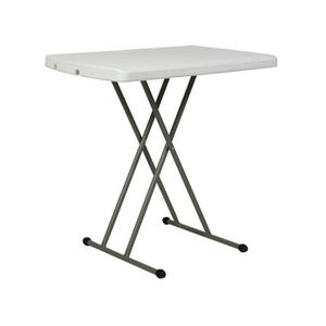 TABLE DE CAMPING Table D'Appoint - 3 Positions