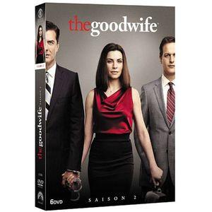 DVD SÉRIE DVD The good wife saison 2
