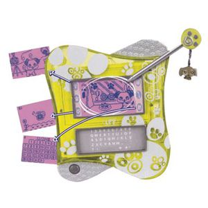 ORDINATEUR ENFANT HASBRO - Agenda électronique Petshop