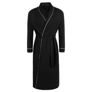 robe de chambre homme coton - achat / vente robe de chambre homme