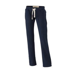 SURVÊTEMENT Pantalon jogging molletonné vintage coupe droite - 47edf8fe284