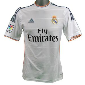 MAILLOT DE FOOTBALL Maillot domicile Real Madrid 2013/2014 Bale