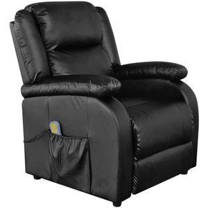 FAUTEUIL Fauteuil de massage électrique chaise Relax Massan