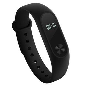 BRACELET MONTRE CONNEC. Xiaomi Mi Band 2 bracelet sportif 2 Fitness léger