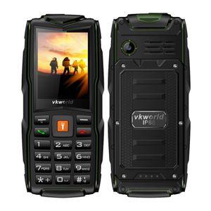 Téléphone portable VKworld V3 Etanche Téléphone Mobile Portable Antic
