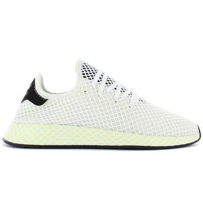 best website dc334 5721d Cq2629 Deerupt Adidas Runner Sneaker Chaussures Blanc Baskets Homme  Originals xgxpwn6Pf