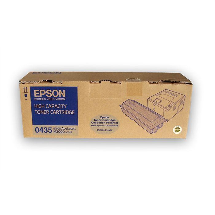 EPSON Cartouche de toner ACULASER M2000 - Noir - haute Capacité - 8000 pages
