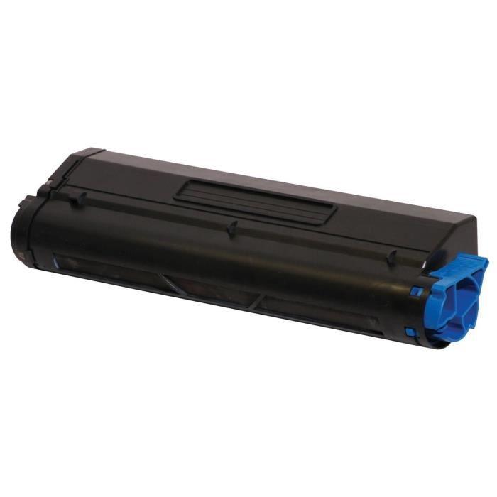 OKI Cartouche toner 43502002 - Compatible B4600 - Noir