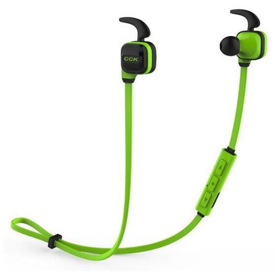 Ckk Ks Sweatproof Écouteurs Sans Fil Bluetooth Stéréo Casque Avec Mains Libres Hd Mic