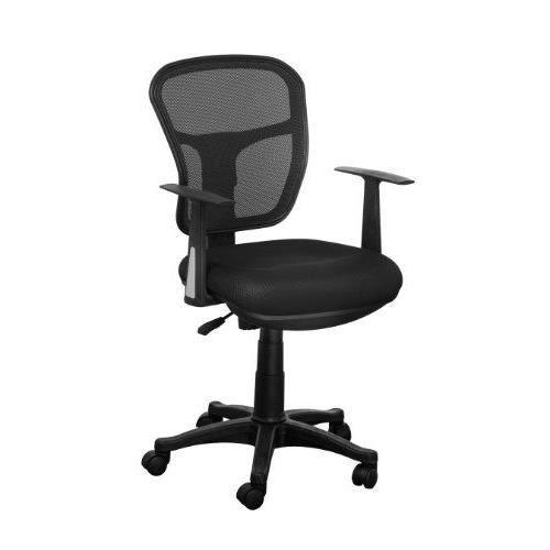 Premier Housewares 2403381 Chaise De Bureau Grillage Avec Des Bras