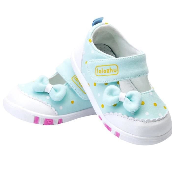 EOZY Chaussons Enfant Fille Chaussures Plate
