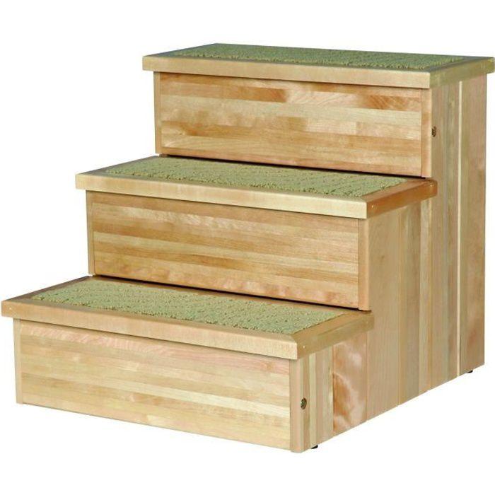 trixie escalier petstair bouleau pour chien achat vente kit habitat couchage escalier. Black Bedroom Furniture Sets. Home Design Ideas