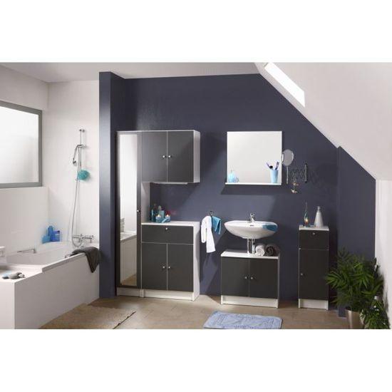 SLASH Miroir De Salle Bain L 60 Cm