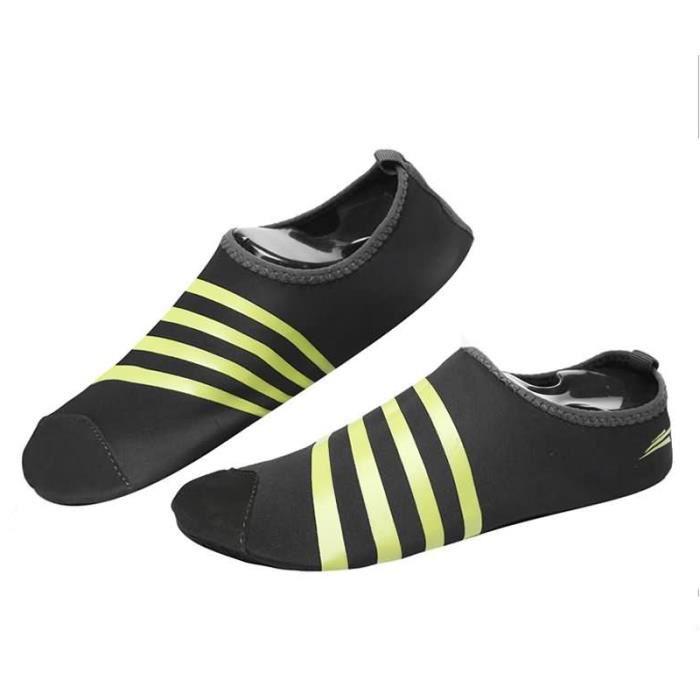 Sandales Chaussure Parc Slip Chaussures Sandales Sur Eau D'été Femmes Homme Plage léger Aquatique Ultra Confortable 647H5Tq