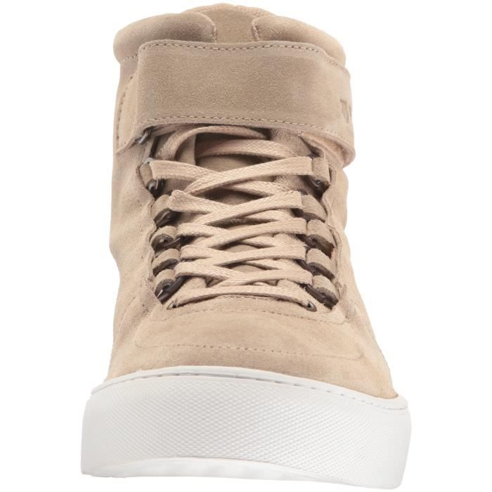 Sneaker High Fashion Suede Cour LWH3E Taille-46