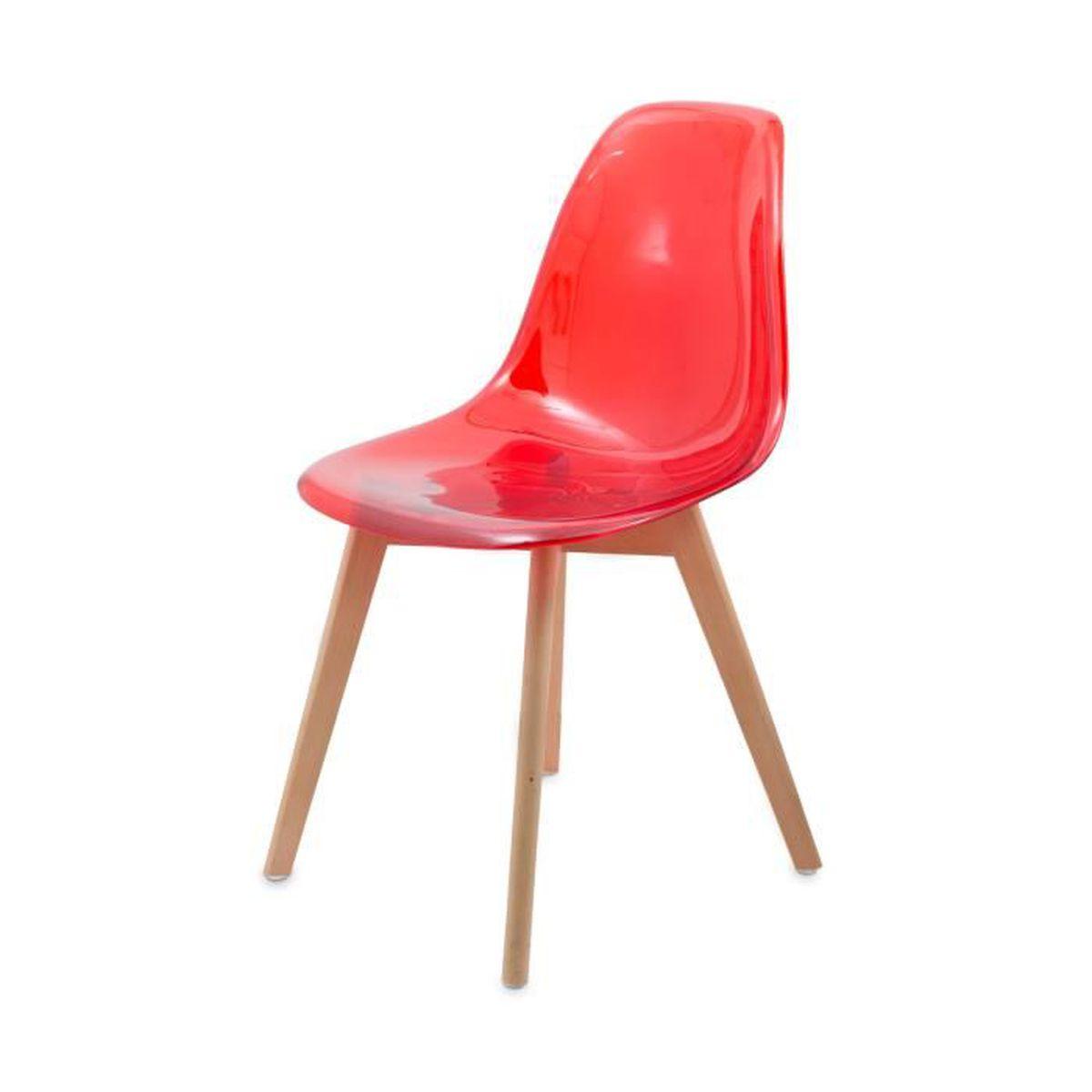 chaises plastique transparent. Black Bedroom Furniture Sets. Home Design Ideas