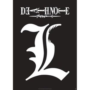 AFFICHE - POSTER DEATH NOTE- Poster grand format L  (87)