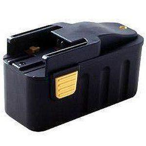 BATTERIE MACHINE OUTIL AccuPower batterie pour Atlas Copco B14.4, 14,4V,