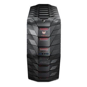 UNITÉ CENTRALE  Acer Predator G6-710 Unité Centrale Gamer Noir Int