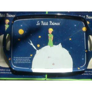 PLAT DE SERVICE PLATEAU MELAMINE 31X48cm PETIT PRINCE SAINT EXUPER