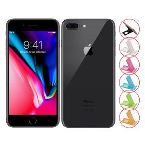 SMARTPHONE Noir Iphone 8 Plus 64GB occasion débloqué remise G