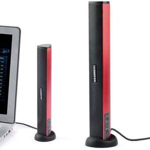 ENCEINTE NOMADE Barre Enceinte USB Haut-parleur Ordinateur Portabl