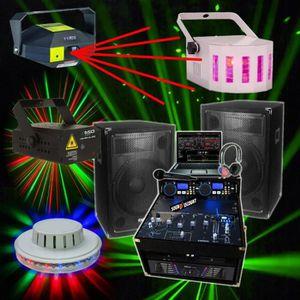 jeux de lumiere dj laser achat vente jeux de lumiere. Black Bedroom Furniture Sets. Home Design Ideas