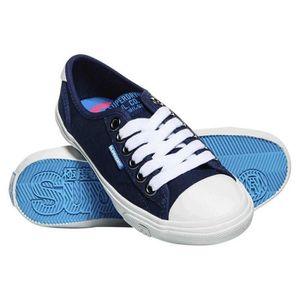 7ba086b90578 CHAUSSURES DE TENNIS Chaussures femme Chaussures de tennis Superdry Low ...