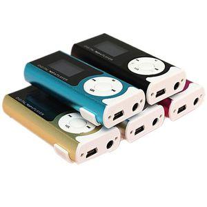 LECTEUR MP3 MINI Lecteur MP3 USB clips lecteur Screen LCD 16GB