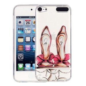 COQUE MP3-MP4 Coque souple iPod Touch 6th 5th 5 Chaussures à tal