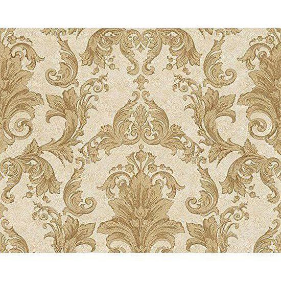 A S Creation Papier Peint Collection Versace 962155 2 Marron