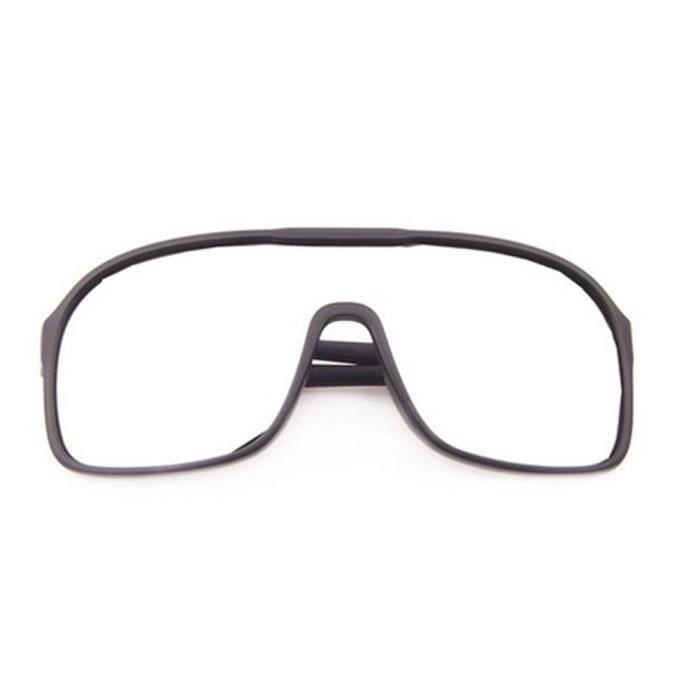 Matte cadre Lens Sunglasses Miroir Lumière du soleil Vent protection Lunettes 4A6bhRn2uM