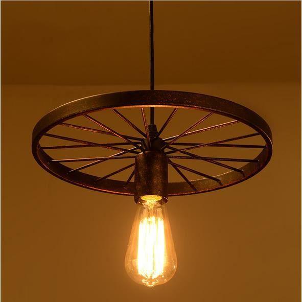 Luminaire vintage