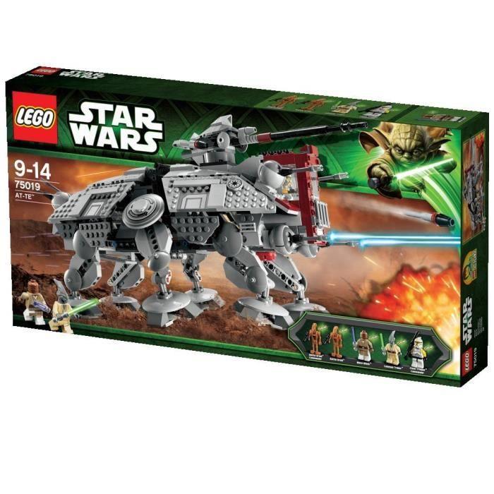vaisseau spatial lego star wars 75019 - Lego Star Wars Vaisseau Clone