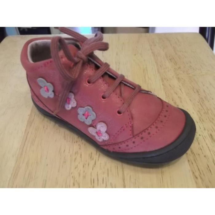 Chaussures enfants Botillons bébés filles Mod'8 Pointure 23