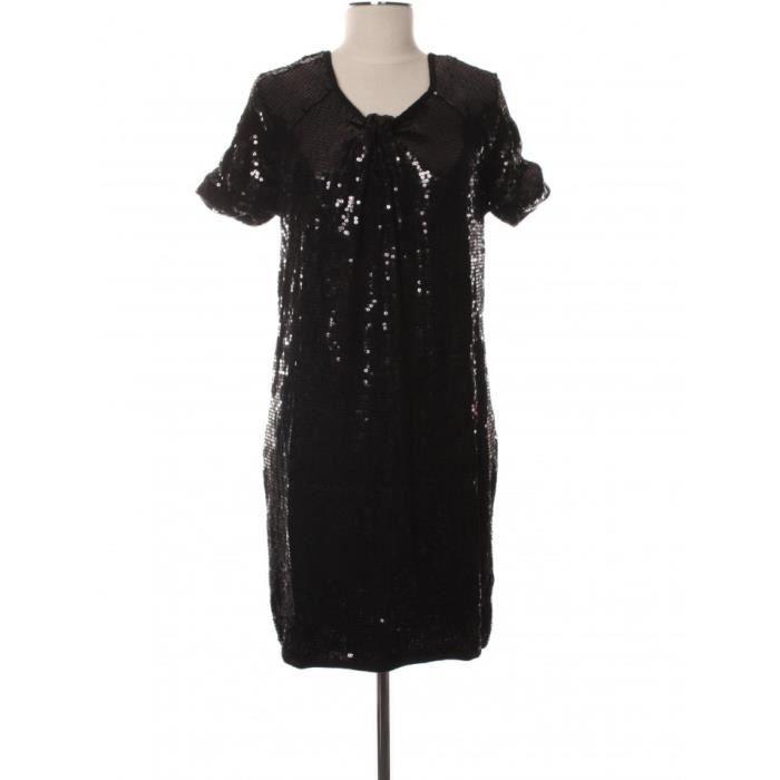 Robe MORGAN 40 Noir en Viscose