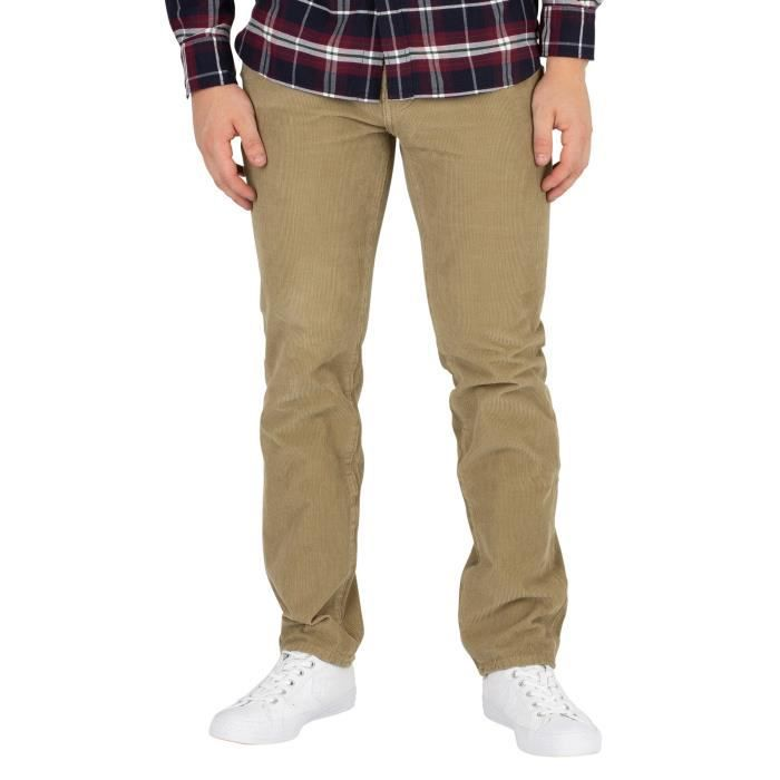 Levi s Homme 511 Jeans Slim Fit, Beige Beige Beige - Achat   Vente ... 39acd84151e4