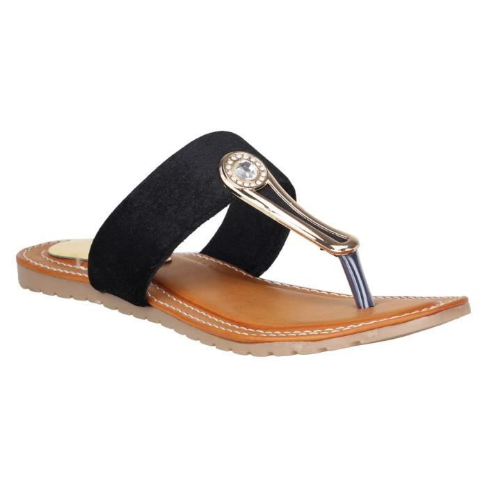 Flats Taille Thugl Women's Sandals 42 7qRWdxnWw