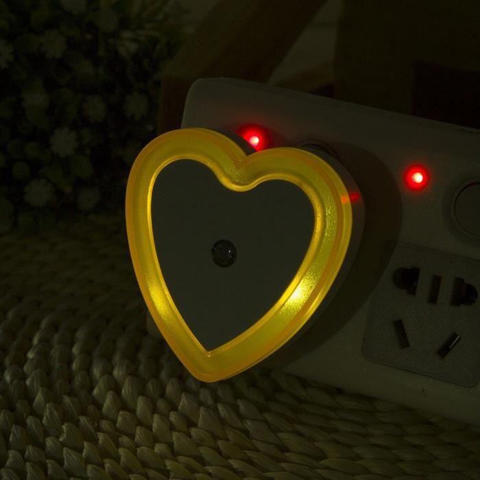 De Capteur Plug Mur Maison Contrôle Lamp Lumière Automatique Us led Night Coierbr Light Bl4442643 Chambre fqE1OAInxw