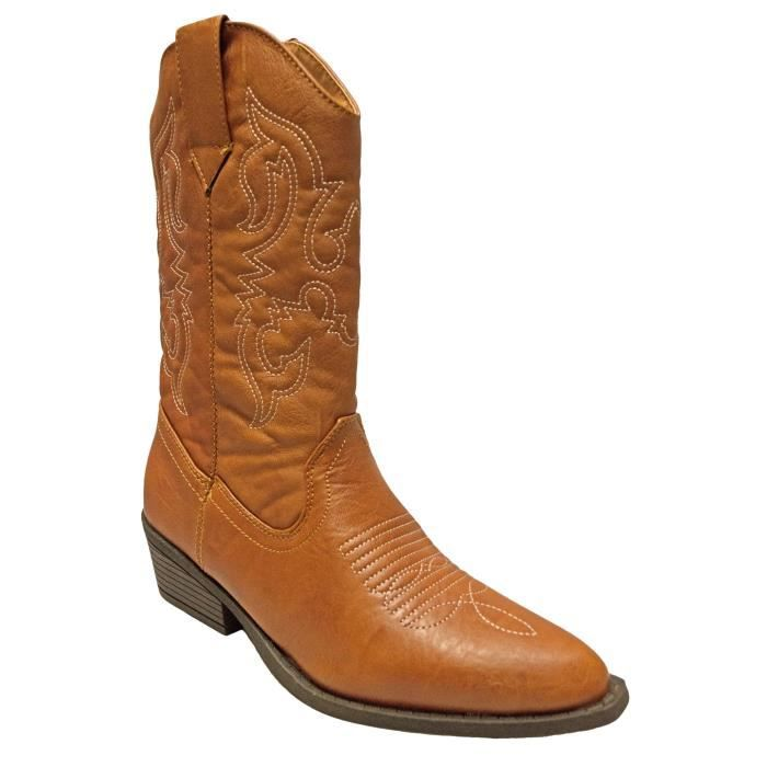 Western Cowboy Boots CIW63 Taille-42